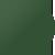Спортивный топ Totalfit T14-C36, Грязно-зелёный, XS