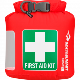 Герметичный мешок для аптечки Sea To Summit - First Aid Dry Sack Overnight Red 3L