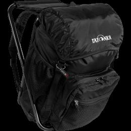 Стул-рюкзак для рыбалки Tatonka Fischerstuhl 20 л, Black