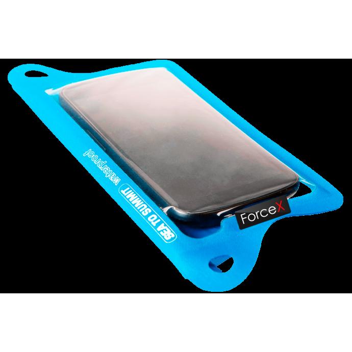Водонепроницаемый чехол для телефона Sea To Summit TPU Guide W/P Case for iPhone 4 Blue, 12x6.5 см