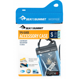 Водонепроницаемый чехол для документов Sea To Summit TPU Accessory Case Blue, 13.5x10.5 см