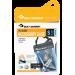 Водонепроницаемый чехол для документов Sea To Summit TPU Accessory Case Yellow, 13.5x10.5 см