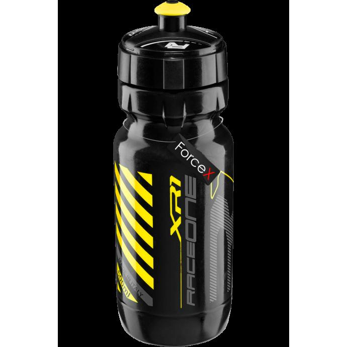 Фляга RaceOne - Bottle XR1 600cc, Black/Yellow