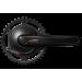 Шатуны SQ Shimano Nexus FC-C6000 33T 170мм под квадрат чёрные