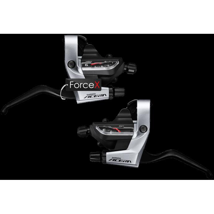 Моноблок Shimano ACERA ST-T3000 комплект 3х9 скоростей