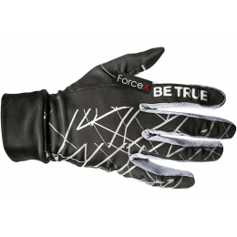 Велосипедные перчатки B10 NC-3171-2018, Размер L, black/gray