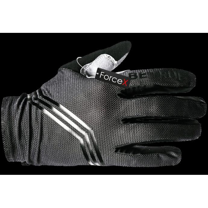 Велосипедные перчатки B10 NC-3180-2018 black, XL