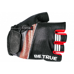 Велосипедные перчатки B10 NC-3111-2018 black/red, XS