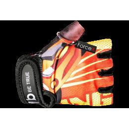 Детские велосипедные перчатки B10 NC-3132-2018 KIDS, XXS