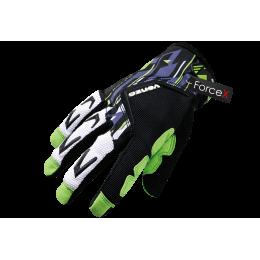 Велосипедные перчатки Venzo VZ-F29-006 green, M