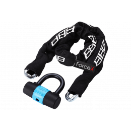 """Замок велосипедный BBB """"PowerChain"""" (BBL-14) 100мм x 110 мм"""