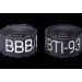 """Флиппер BBB (BTI-93) HP 26""""x18x840мм, 2шт"""