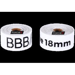 Флиппер BBB (BTI-98) HP клеевой 16мм x 200см, 2шт