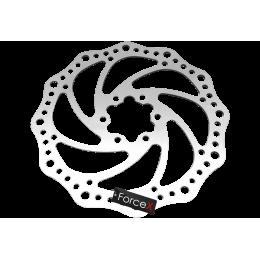 Ротор дискового тормоза YINXING 160 мм, под 6 болтов