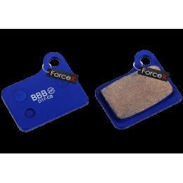 Тормозные колодки дисковые BBB BBS-51. For Shimano Deore M555 and Nexave C901 hydraulic