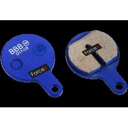 Тормозные колодки дисковые BBB BBS-76. Tektro IOX, MD-M311, LYRA and Novela > 2010