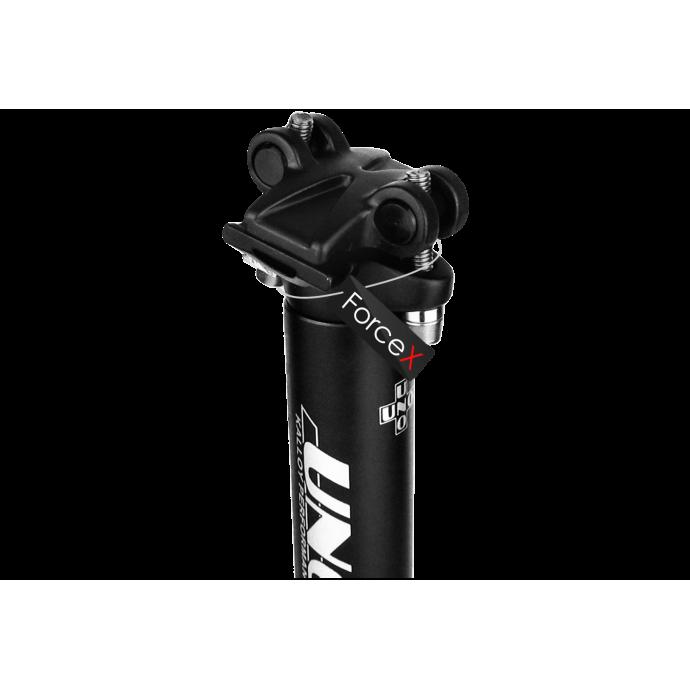 Подседельный штырь UNO SP-368, 31.6, 350 мм, чёрный
