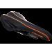 Седло Selle Royal 2065URN, мужское, лого Сyclone, чёрно-оранжевый