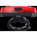 Задний фонарь Deemount BCL-201RW Red/White - 6 режимов