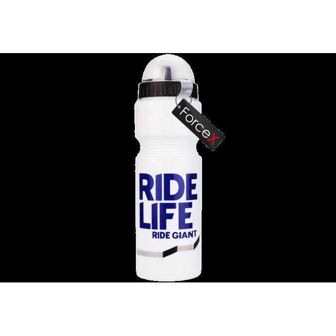 Фляга Giant Ride Life 750 ml white