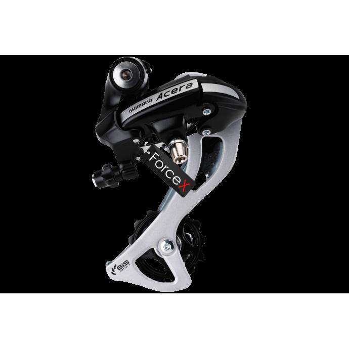 Переключатель задний Shimano ACERA RD-TY360L 7-8 скоростей