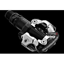 Педали контактные Shimano PD-M520, SPD