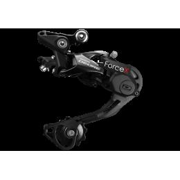 Переключатель задний Shimano RD-M6000-GS DEORE, SHADOW+, 10 скоростей, средняя лапка
