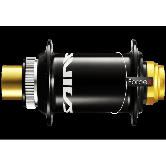 Втулка передняя Shimano HB-M820 SAINT 36H 20мм THRU TYPE OLD: 110мм CENTER LOCK