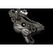 Дисковый гидравлический тормоз Shimano Zee M640 (задний), гидролиния 1700мм