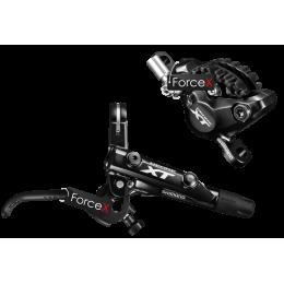 Дисковый гидравлический тормоз Shimano M8000 DEORE XT (задний), гидролиния 1700мм