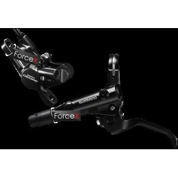 Дисковый гидравлический тормоз Shimano M6000 DEORE (передний), гидролиния 1000мм
