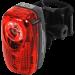 Фонарь задний BBB (BLS-36) HighLaser, 0.5W, LED, 2xAAA