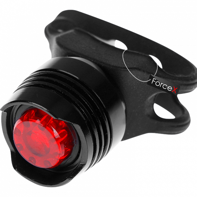 Задняя мигалка Dosun TW, реплика - 3 режима