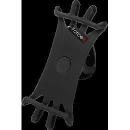 Силиконовое крепление телефона на руль Sport Base SK-01 Black