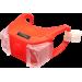 Габарит задний BC-RL8002, силиконовый, красный - 3 режима