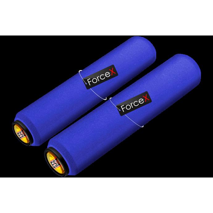 Грипсы ESI Chunky Blue (Синий)