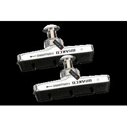 Тормозные колодки VENZO ROAD Brake cb-16-e08-052 (Shimano,Angle), Комплект