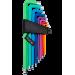 Набор шестигранников Synpowell HW-049P9 (9 ключей)