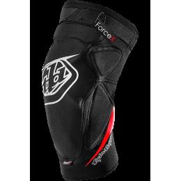 Наколенники велосипедные TLD Raid Knee Guard [Black] размер XL-XXL