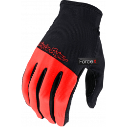 Велосипедные перчатки TLD Flowline Glove, Tangerine, M
