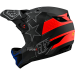 Велошлем Full Face TLD D4 Carbon [Freedom 2.0 Black/Red], XL