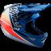 Велошлем Full Face TLD D3 Fiberlite [Silhouette Navy/Silver], L