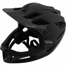 Велошлем Full Face TLD Stage Mips Helmet Race [Stealth Midnight], XL/XXL