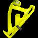 Флягодержатель пластиковый ZTTO Y10697Y, Yellow