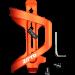 Флягодержатель алюминиевый ZTTO Orange