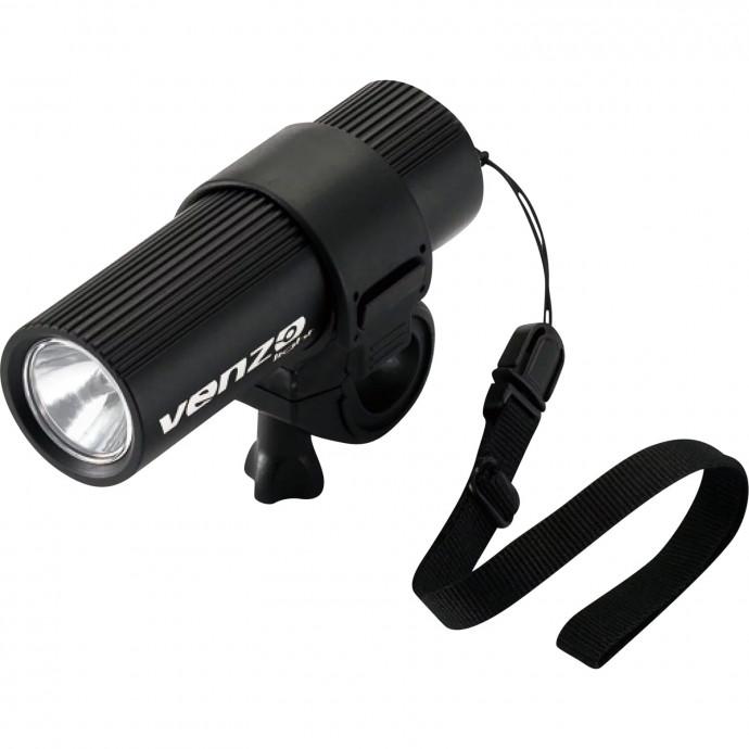 Передний фонарь VENZO VZ-F01-006, 3 режима