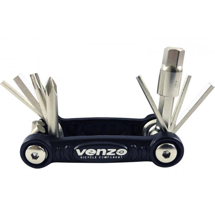Мультитул VENZO VZ-F33-003, 9 в 1