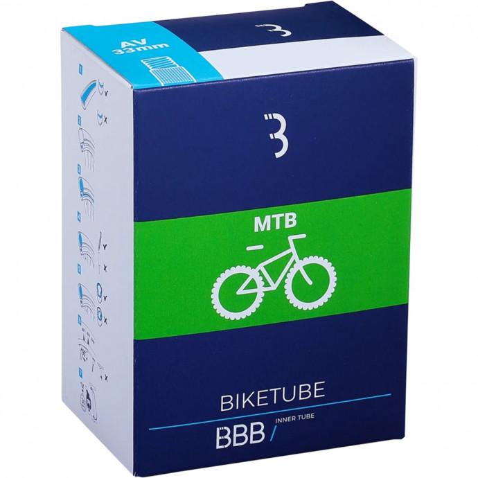 Камера BBB BTI-68 27.5*2.10/2.35 FV 48mm