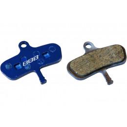 Тормозные колодки дисковые BBB BBS-44 для Avid Code с пружиной