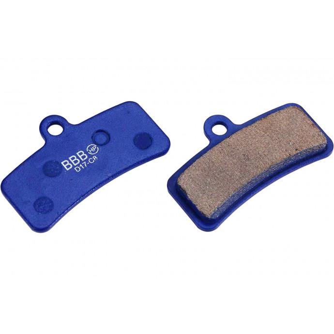 Тормозные колодки дисковые BBB BBS-55 для Shimano Saint M810